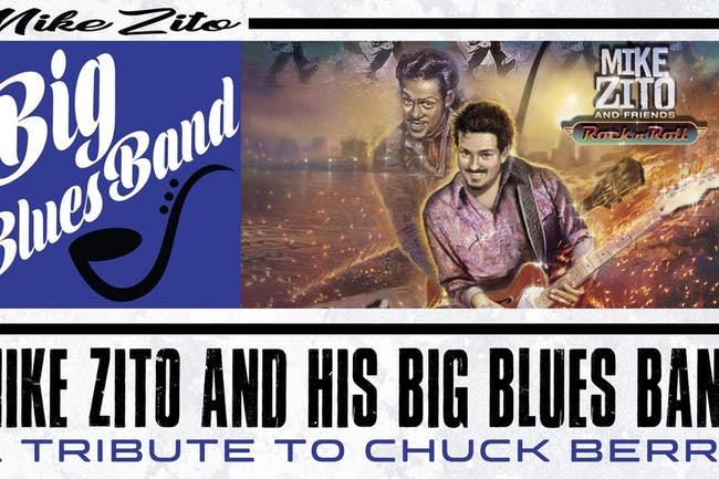 Mike Zito & His Big Blues Band - Tribute to Chuck Berry (Two Shows)