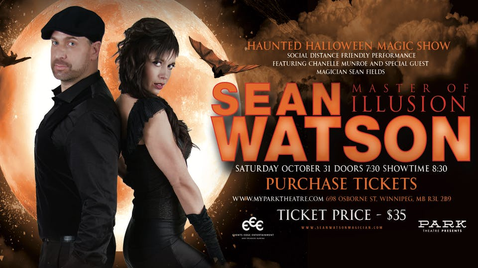 Sean Watson - Haunted Halloween Magic Show