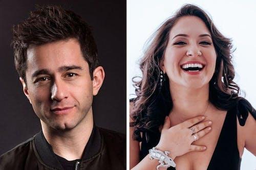 Matt Baker and Nicole Zuraitis Streamed from Birdland!