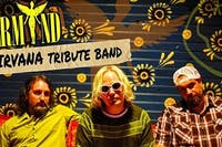 LIVE STREAM TICKET | NEVERMIND: The Nirvana Tribute