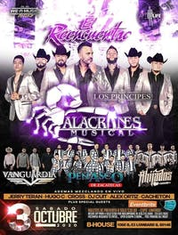 Alacranes Musical Live at B House / Afterlife Music Hall