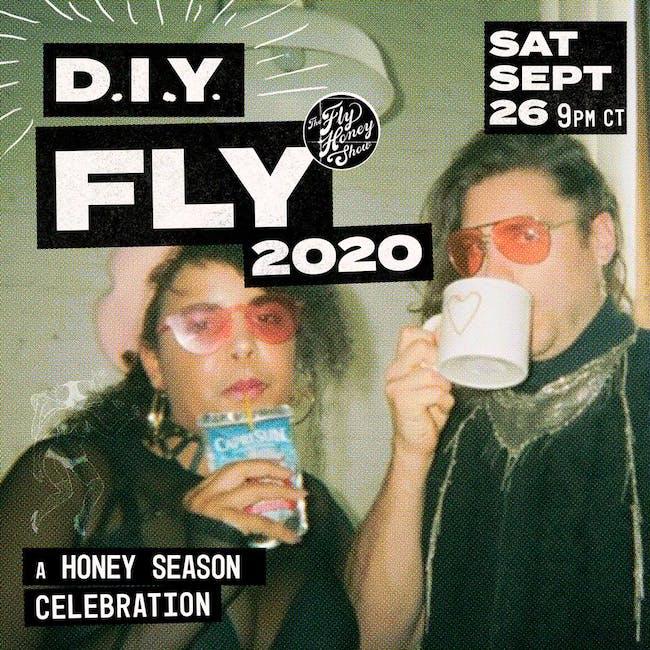 D.I.Y. FLY 2020