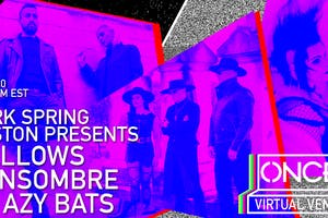 DSB presents HALLOWS, Sonsombre, and DJ Azy Bats x OVV