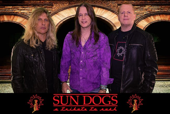 Sun Dogs: A Tribute to Rush Friday!