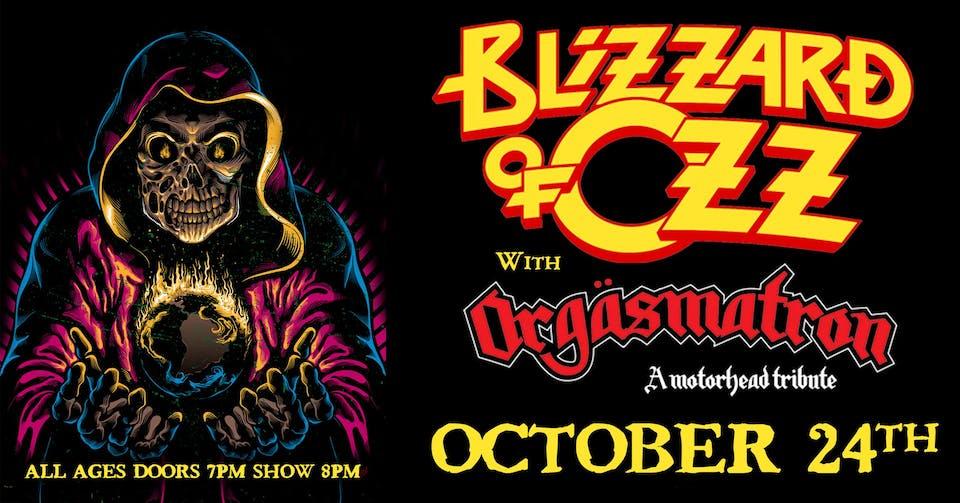 Blizzard of Ozz (Ozzy Osbourne)