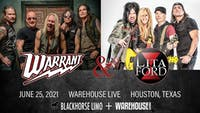 WARRANT / LITA FORD / BULLETBOYS
