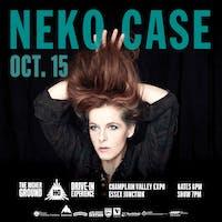 Neko Case at the Drive-In