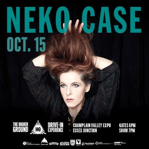 Neko Case at the Drive-In