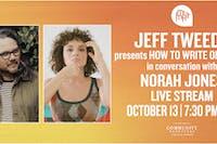 Jeff Tweedy In Conversation w/ Norah Jones