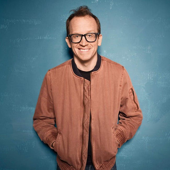 Chris Gethard Live on the Ottopatio!
