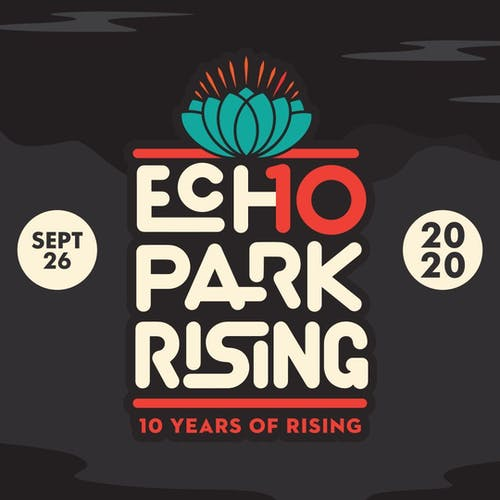 ECHO PARK RISING 2020 with WAJATTA (Reggie Watts + John Tejada) and MORE!