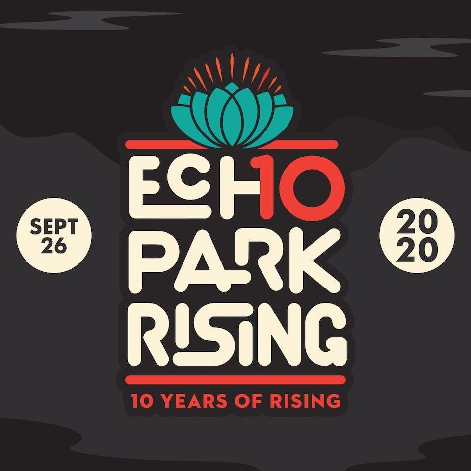 ECHO PARK RISING 2020 with WAJATTA (Reggie Watts + John Tejada) and MORE!