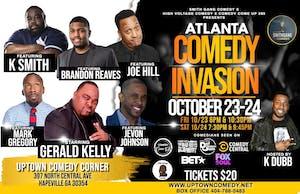 Atlanta Comedy Invasion