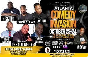 Atlanta Comedy Invasion