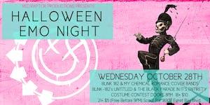 Emo Forever - Halloween Emo Night