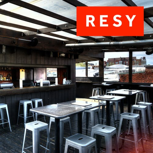 Roof Deck Reservations