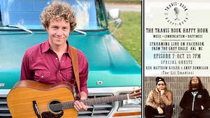 Travis Book Happy Hour ft Matthew R. & Andy D. of The Lil Smokies