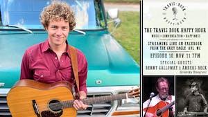 Travis Book Happy Hour ft Benny G. & Anders B. (of Greensky Bluegrass)