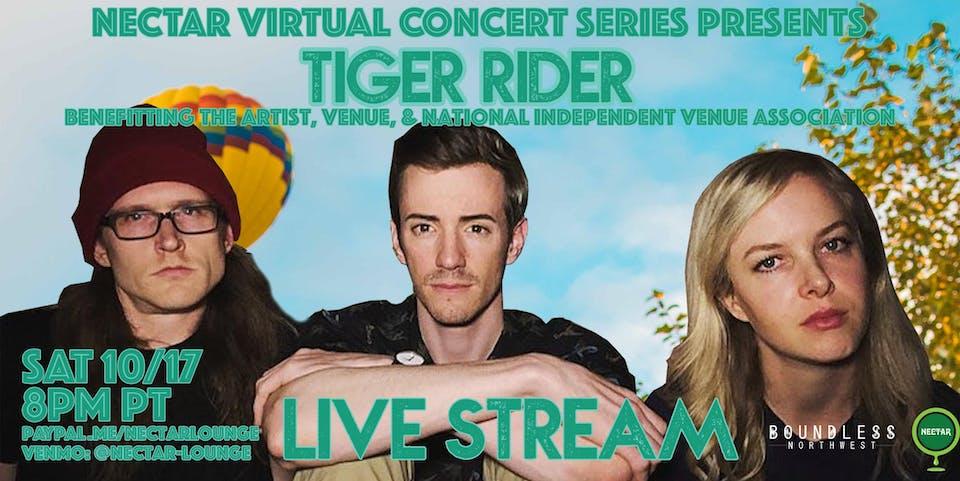 NVCS  presents TIGER RIDER