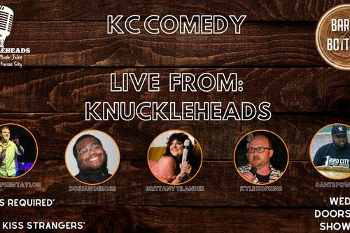 KC Comedy Live from Knuckleheads