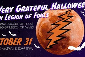 Halloween Flagstaff 2020 A Very Grateful Halloween with Legions Of Fools – Tickets – The