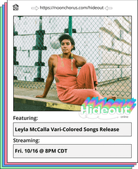 Leyla McCalla 'Vari-Colored Songs' Release Show