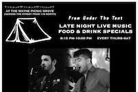 Jessie El Wexler + Nate Hurdle - From Under The Tent Series