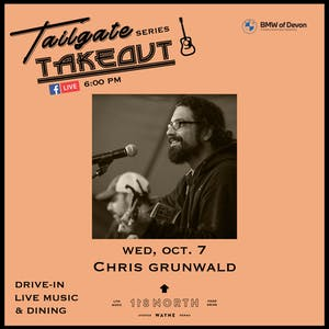 Chris Grunwald - Tailgate Takeout Series