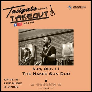 The Naked Sun (Duo) - Tailgate Takeout Series