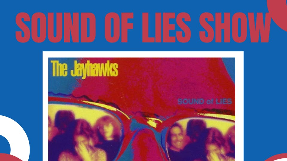 Porter Productions Presents: The Jayhawks