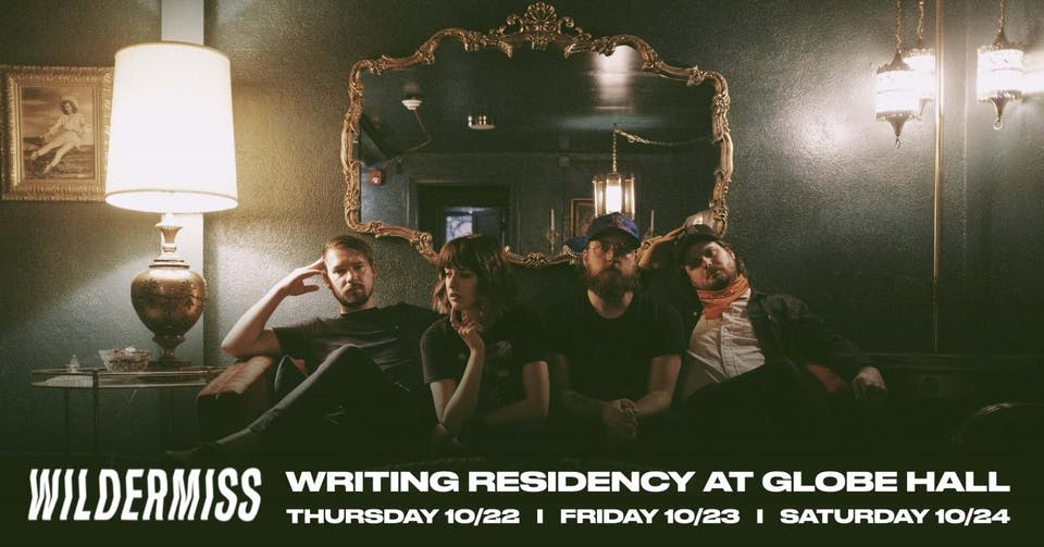 Wildermiss Writing Residency -- Day Two -- Early Show