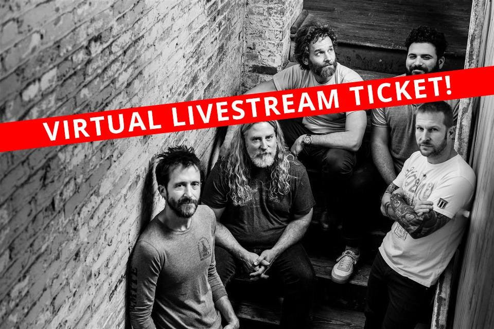 Live Stream from Union Stage - Carbon Leaf