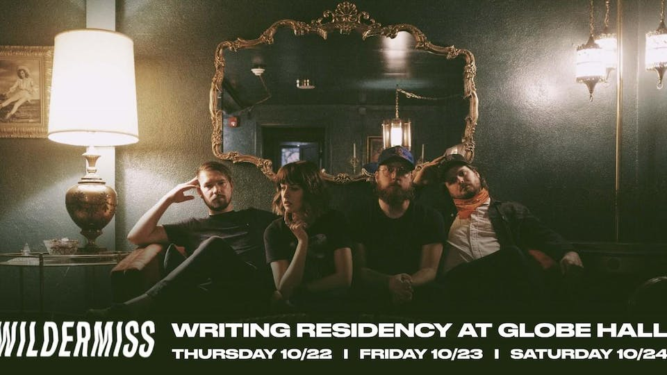 Wildermiss Writing Residency -- Day Three -- Early Show