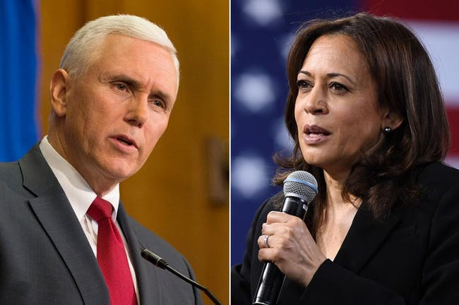 Vice-Presidential Debate: Pence vs. Harris Community Digital Watch Party