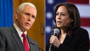 Vice-Presidential Debate: Pence vs. Harris Community Digital Watch Party