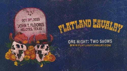 FLATLAND CAVALRY - Early Show