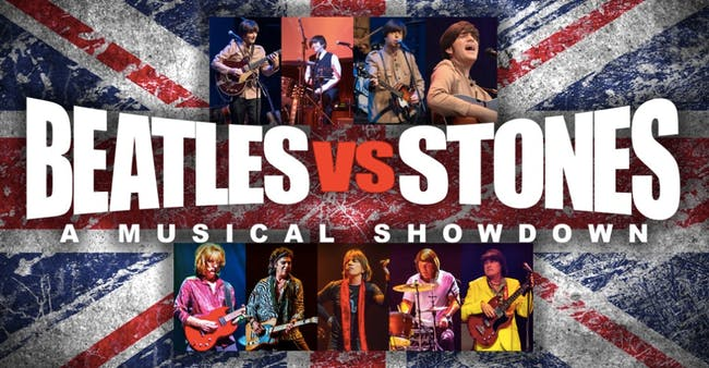 Beatles v. Stones