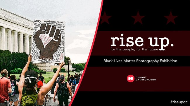 Black Lives Matter Photography Competition: RISE UP.