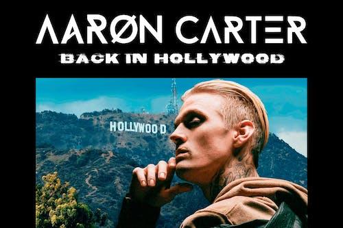 Sean Healy Presents: Aaron Carter LIVESTREAM Concert