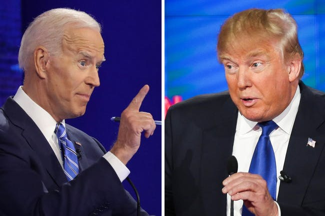 Presidential Debate #2: Trump vs. Biden Community Digital Watch Party