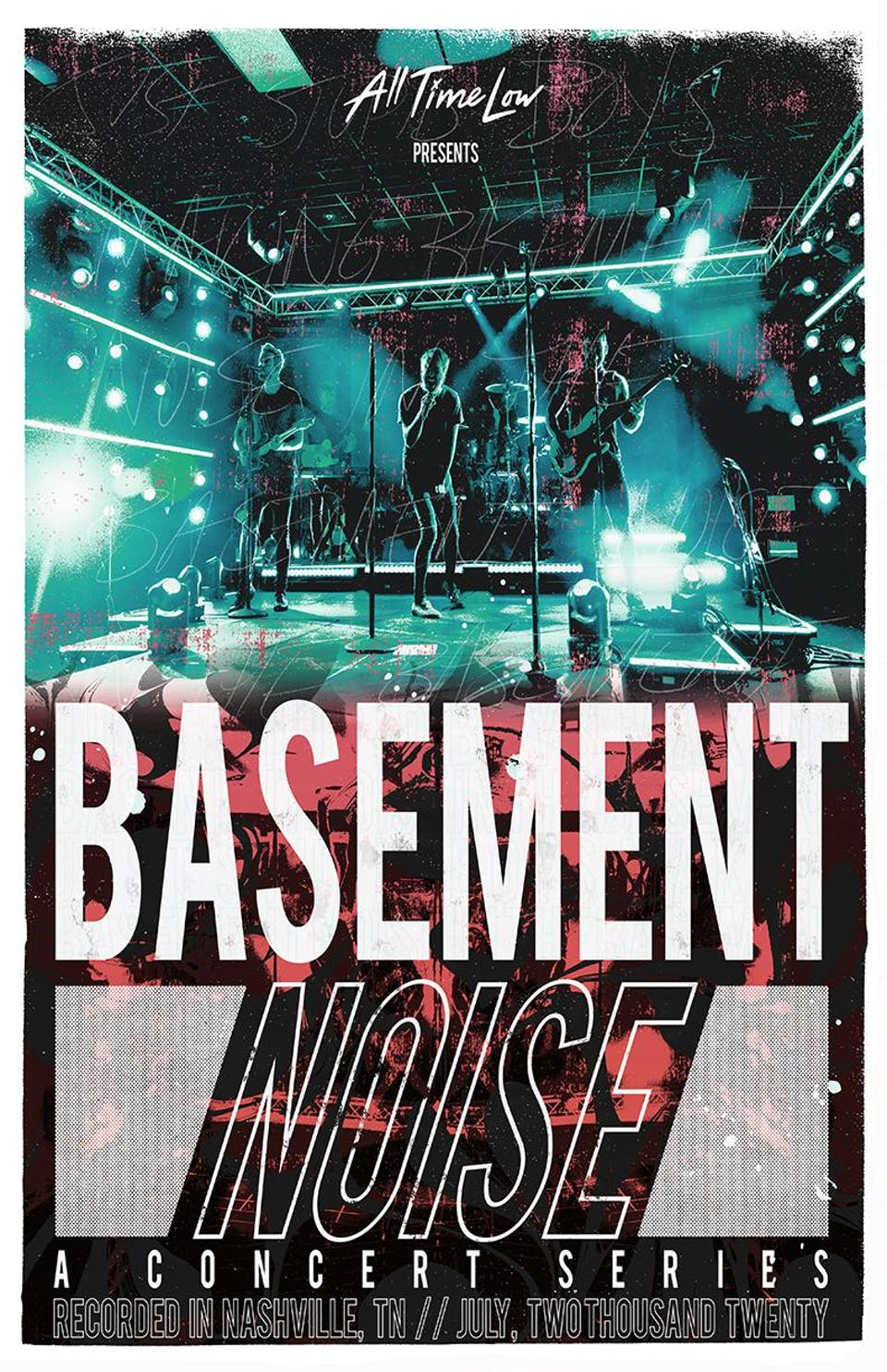 All Time Low  - Basement Noise (Livestream)