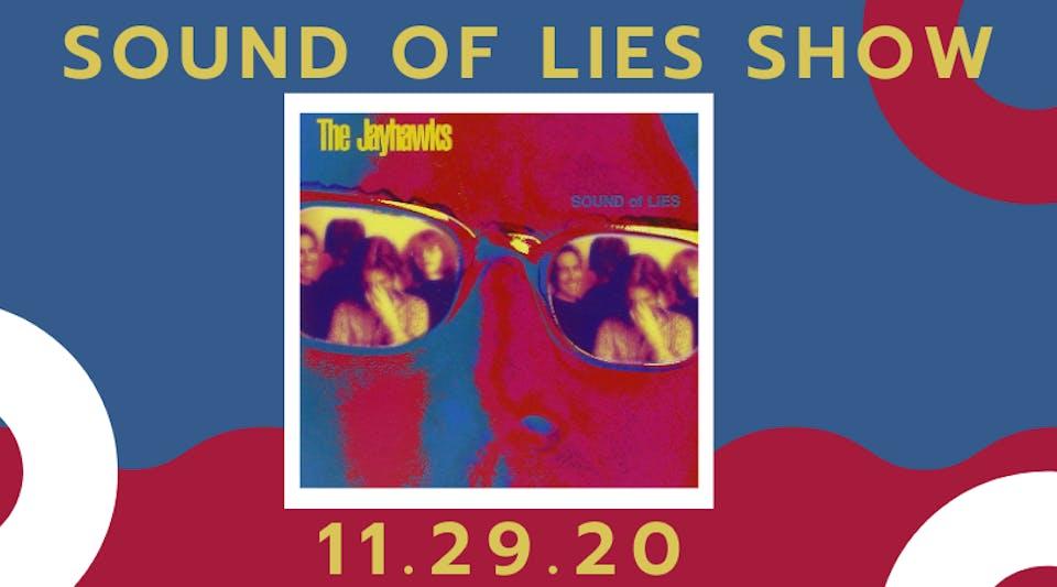 The Jayhawks: Sound of Lies Show (Live Stream)