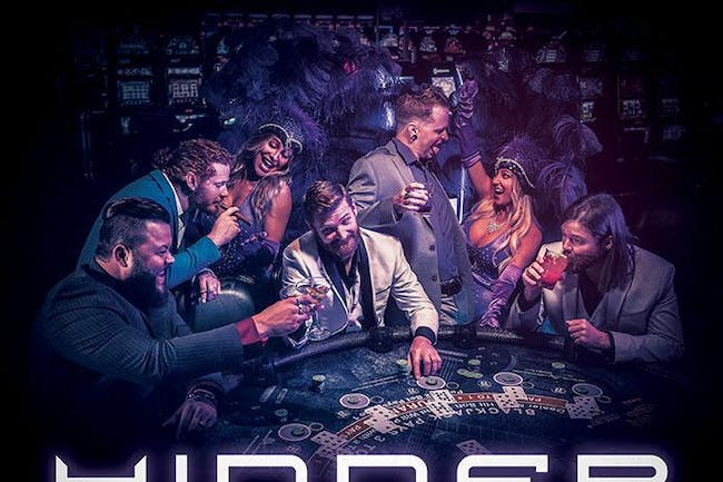 """Hinder """"Live From Your Living Room"""" Worldwide streaming event."""