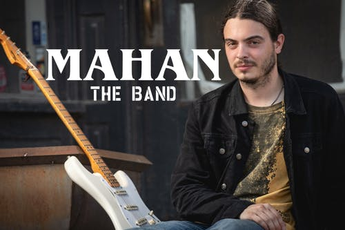 MAHAN THE BAND in the Gospel Lounge
