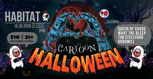 Toon in 2020 Cartoon Halloween