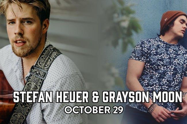 Stefan Heuer & Grayson Moon
