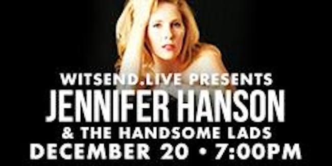 Jennifer Hanson & the Handsome Lads