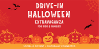 Drive-In Halloween Extravaganza For Kids & Families