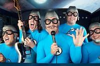 The Aquabats! Kooky Spooky! Halloween Party!!