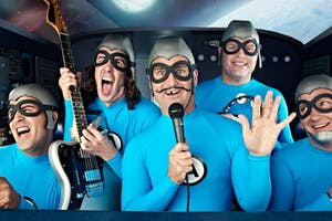 The Aquabats! Kooky Spooky! Halloween Party!!